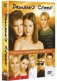 Dawson's Creek - 3ª Temporada Completa - Box Com 4 Dvds