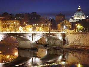 Eventi e Visite Guidate serali Roma: Rione Borgo 12/7/2013