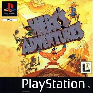 Download Game Hercules Adventure PS1 (ISO) ~ Game Begog