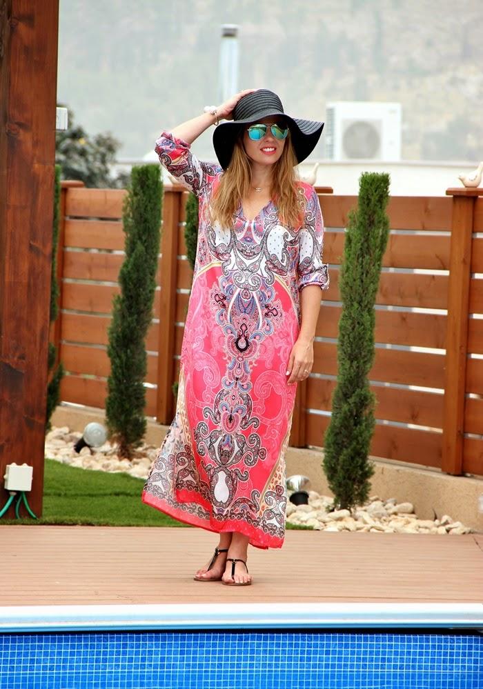 בלוג אופנה Vered'Style - גלביה של קסטרו