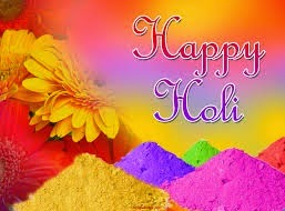 Happy Holi images/cards for sharing twitter