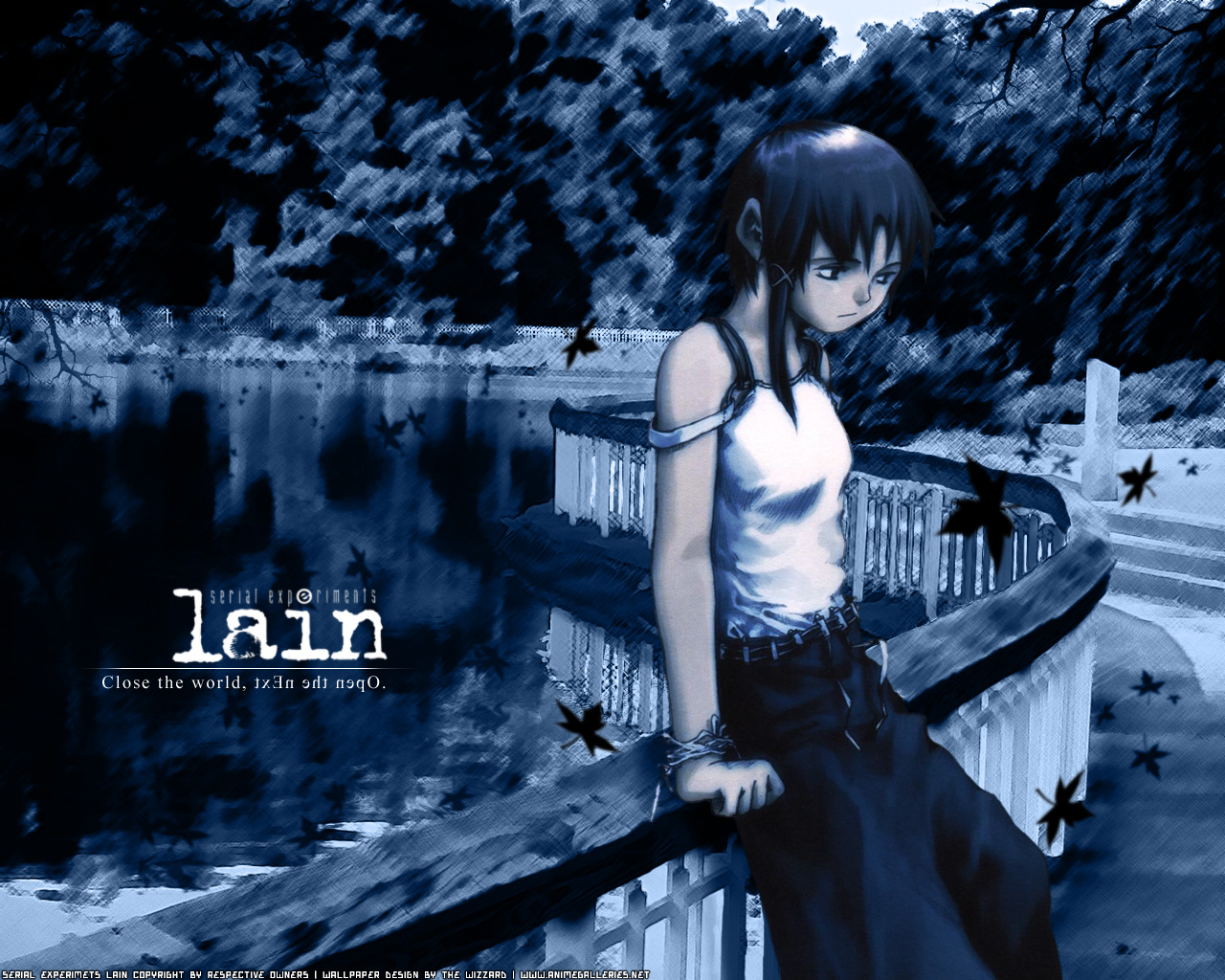 Serial Experiments Lain Movie HD free download 720p