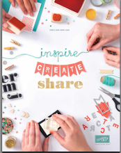 Stampin' Up! Idea Book 2014 - 2015
