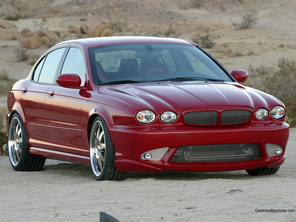 Crazy pictures jaguar x type