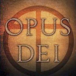 Opus Dei Cross