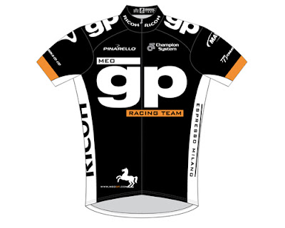 GP Jersey Front