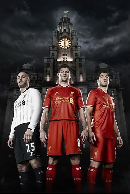 Jersey+Liverpool Kostum Jersey Terbaru Liverpool Musim 2013/2014