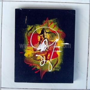 Baiklah berikut beberapa contoh dari lukisan Abstrak, silahkan disimak ...