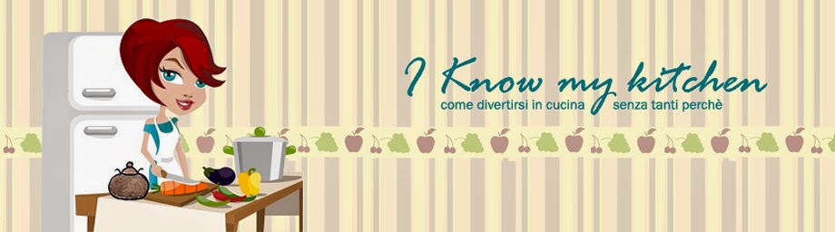 I know my Kitchen, il blog di Claudia Spadetta