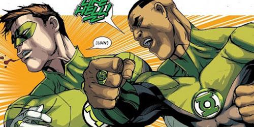 Finalmente - Filme do Lanterna Verde revela roteirista e personagens