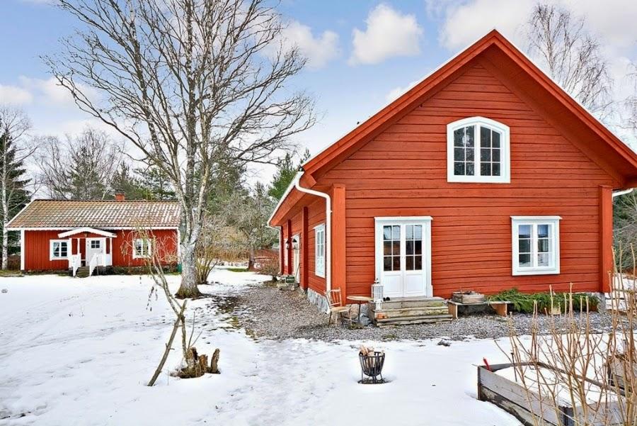 wystrój wnętrz, wnętrza, urządzanie mieszkania, dom, home decor, dekoracje, aranżacje, styl skandynawski, białe wnętrza, skandynawski, drewniany domek