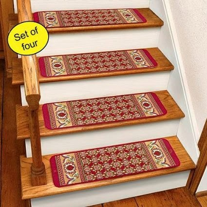 carpet stair treads for hardwood stairs
