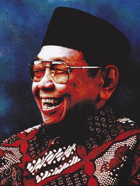 Lawakan Gus Dur tentang Letkol Prabowo Dan Preman Cengkareng