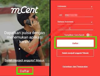 daftar mcent
