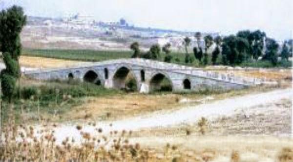 Haramidere köprüsü eski hali