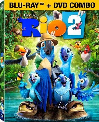Rio 2 (2014) 720p BDRip Dual Espa�ol Latino-Ingl�s