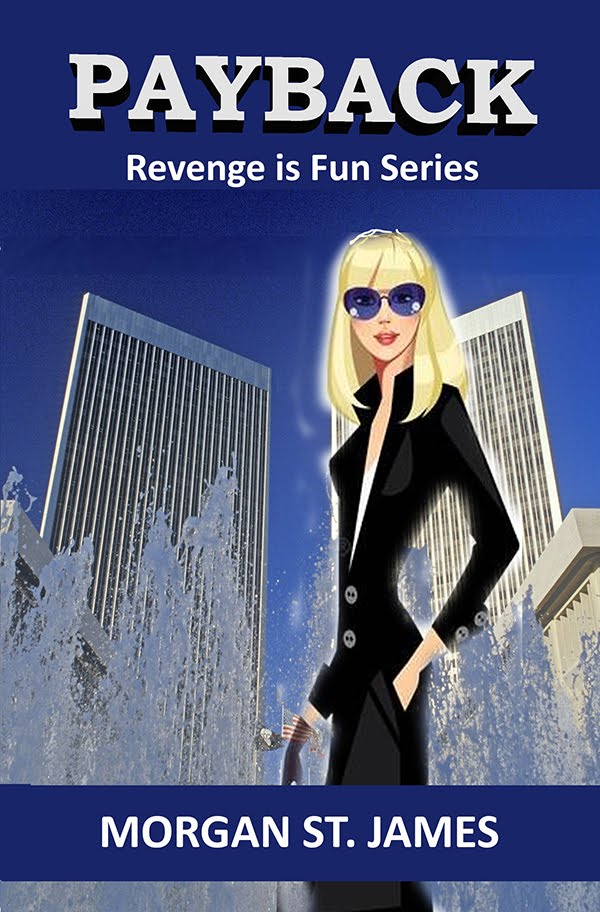BOOK 3 IN THE REVENGE IS FUN SERIES
