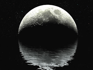 Free Download Moon On The Water Wallpaper