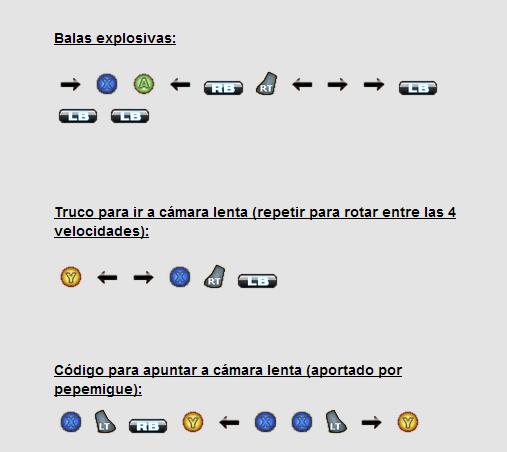 Claves Para Fuse Xbox 360 : Trucos gta consejos de grand theft auto para