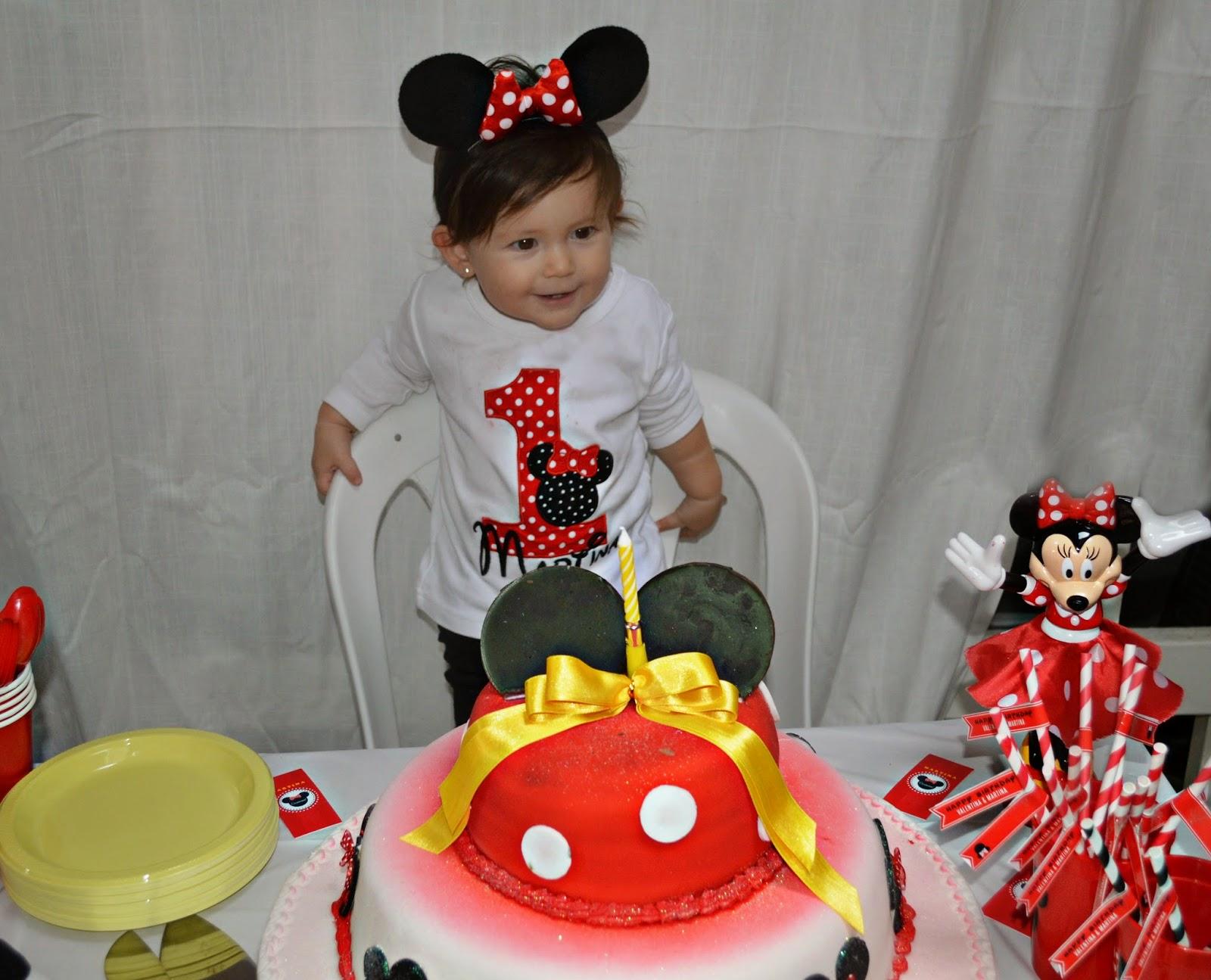 MaMa Tinas Style: Minnie Mouse Roja