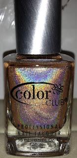 Color Club Halo Hues cherubic