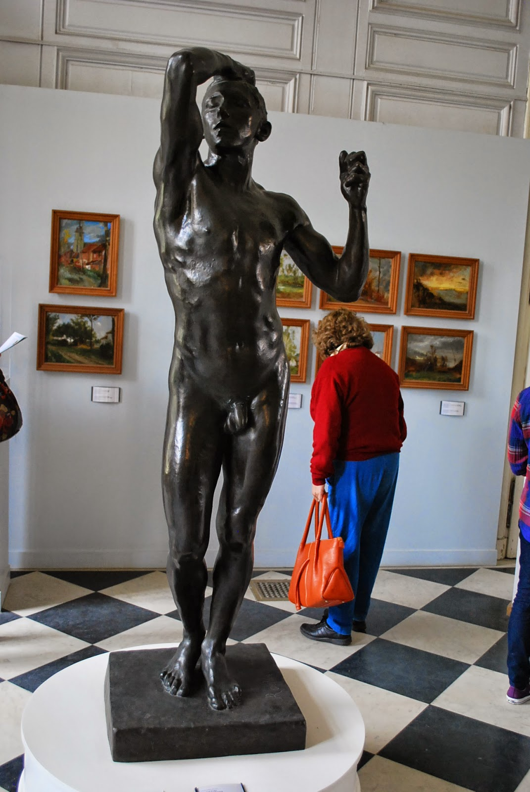 Rodin, L'âge d'airain