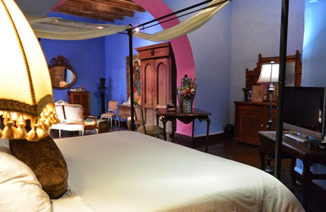Hotel boutique, Puebla