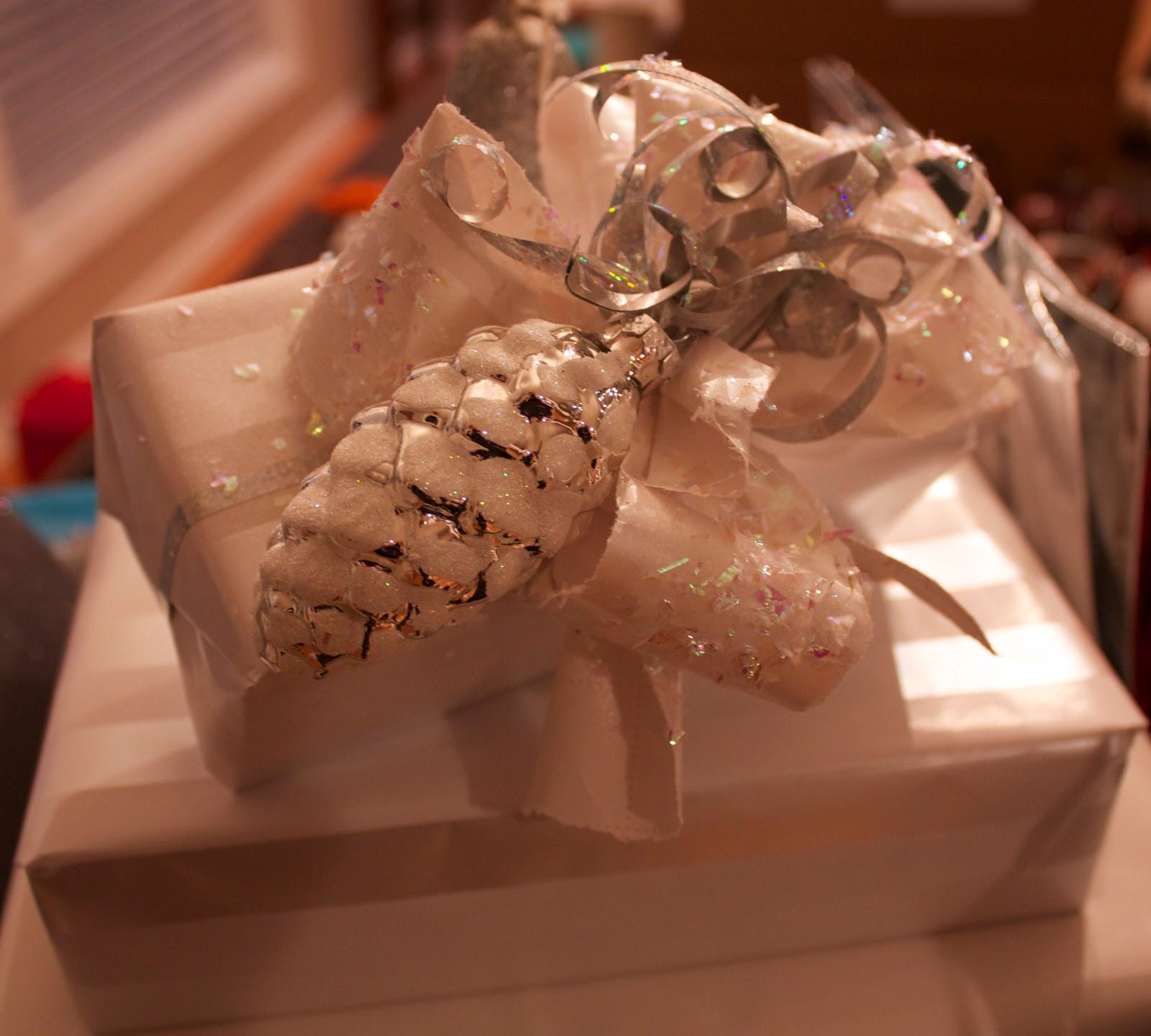 Christmas Mylar Bags