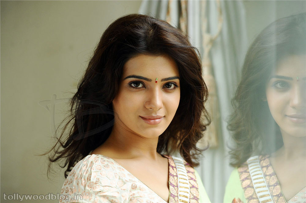 Samantha latest Gorgeous Looking Saree Photo Shoot GalleryTelugu ...