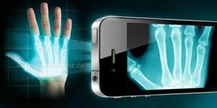 download X Ray Scanner camera tembus pandang untuk android gratis 2013