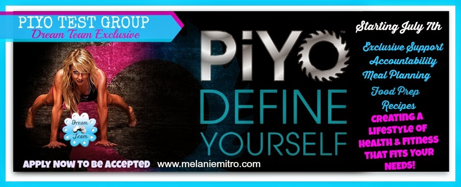 Piyo Test Group, Support Group, Challenge Group, Results