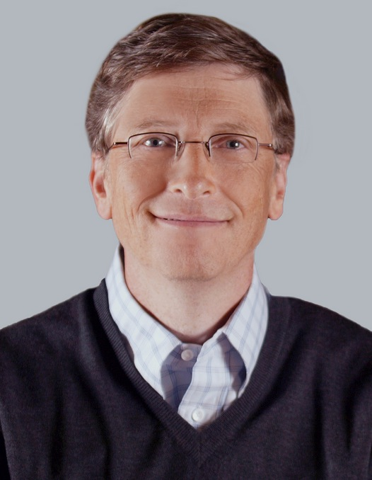 a biography of bill gates an inventor Bill gates' mother, mary gates was on the board of directors of a company called 'united way' one of the members of the board of directors was the ceo of ibm, john opel and thus it was through his mother that bill came in touch with the bosses of ibm.