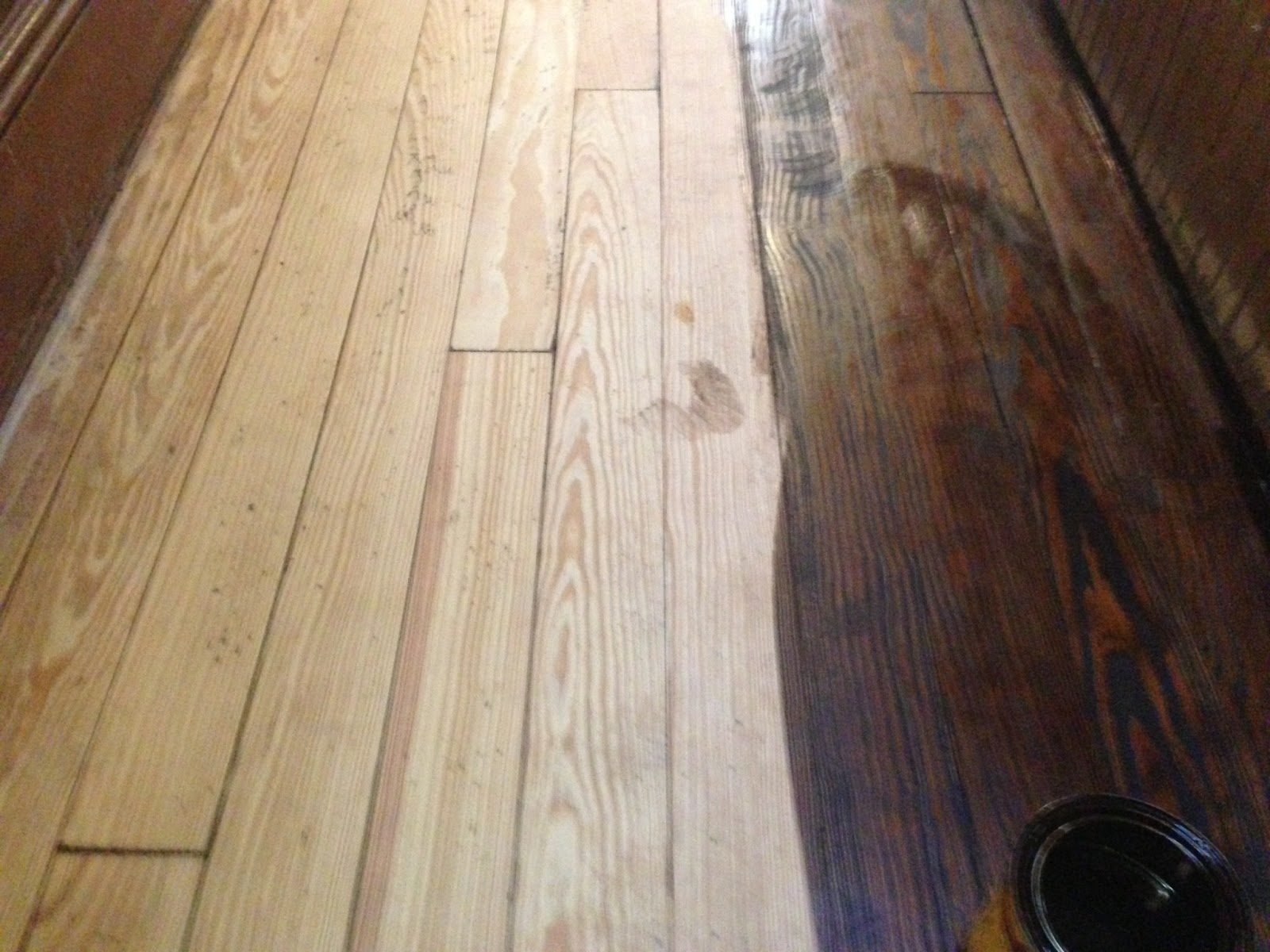 Buying Our First Home In Queens Ny Floors Stain And Finish