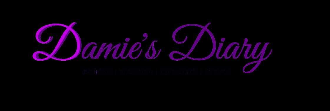 Damie's Diary| Nigerian  lifestyle blog