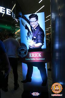 Erick barista