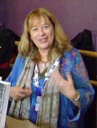 Sylvie Lainé, aux Intergalactiques 2015