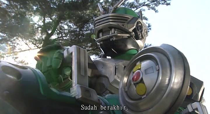 Kamen Rider Ryuki 43 Subtitle Indonesia