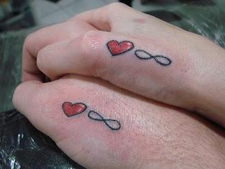 fotos de tatuagens para casal