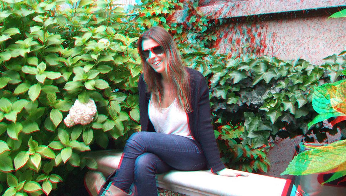 Stéphanie Sandoz en 3D