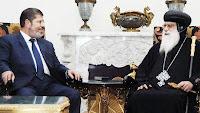 الانبا باخوميوس: الكنيسة أبدت تعاونها الكامل مع مرسي في مجالات التنمية
