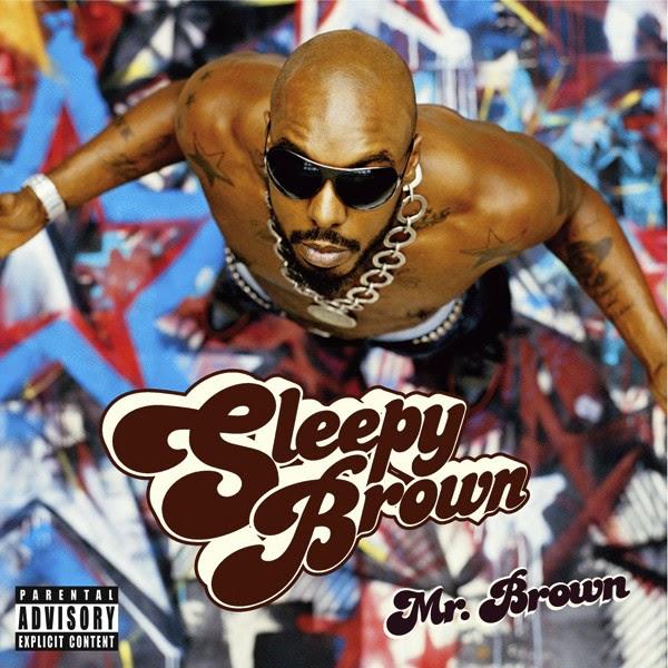 Sleepy Brown - Mr. Brown Cover