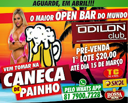 ODILON CLUB BREGA MUSIC - O MAIOR OPEN BAR DO MUNDO.