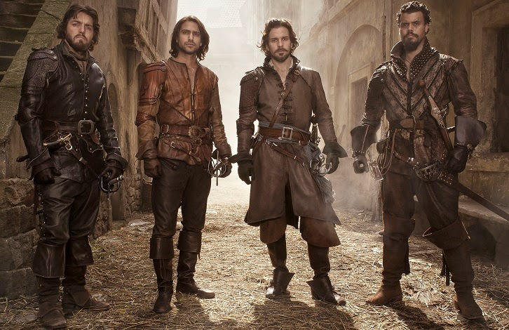 The Musketeers - Episode 2.08 - The Prodigal Father - Episode Info & Videos [UPDATED 04/03/15]