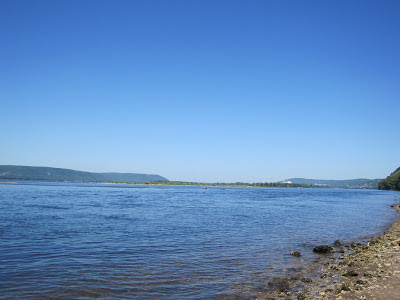 река Волга, Самара