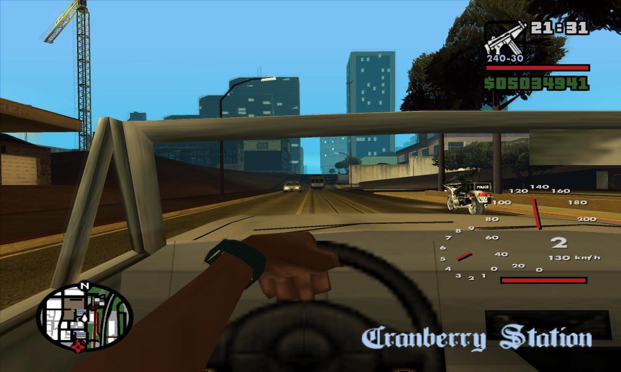 Скачать игру GTA San Andreas Super Cars