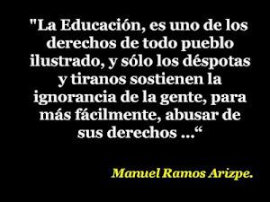 Manuel Ramos Arizpe