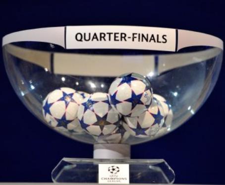 Live Stream Auslosung Viertelfinale 21.03.2014 Champions League