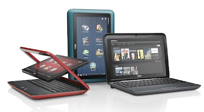 New  Dell Inspiron Duo Botebook Price in India
