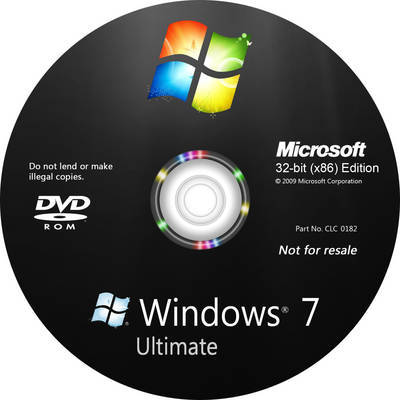 Free Download Windows Vista Ultimate 32 Bit Full Version ISO