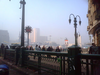 Cairo – 1 Dec 2011 – Peaceful